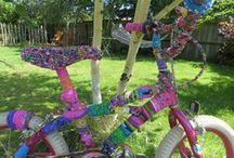 The AccessArt Loom Band Sculpture / Pls join in! AccessArt invites you to send your loom band creations during the summer of 2014 and we'll be creating one amazing sculpture! See it's progress here!