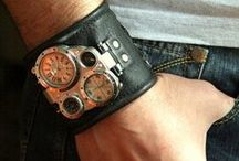 Man Jewelry / Handmade and vintage gifts for guys