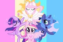My Little Pony: Friendship is Magic / by Madalyn Bumpurs