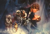 Star Wars / The Star Wars geekery flows deep and rich within my family tree. / by Madalyn Bumpurs