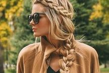 Hair Styles and Makeup / Cute hair styles to try on special occasions