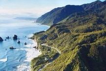 The Pacific Coast / All things travel for the pacific coast and coastal ranges.