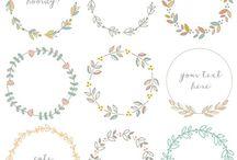 Doodles & Stickers digitali
