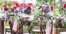 Spanish Inspired Wedding / A luxurious, Spanish inspired wedding at Garden Grove event venue in Austin, Texas.