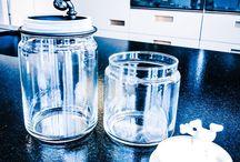 Boite de cuisine. Alessi / Les boîtes de cuisines existent en de nombreuses tailles .