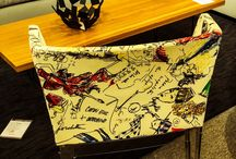Mademoiselle by Kartell. Design Philippe Starck / Le fauteuil mademoiselle by Kartell . Design Philippe Starck