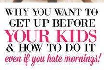 Parenting Advice / Parenting is tough! It's helpful to have some tried, tested, and true advice from some of the best Moms around! Parenting tips   parenting hacks   parenting advice   motherhood tips   motherhood hacks   mom advice