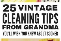 Cleaning and Organization / Make the most of the time you spend cleaning the house! Declutter   Minimalism   Cleaning tips   cleaning hacks   Organizational tips   Organizational hacks