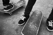•Skateboard•