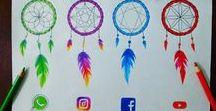 Kreslení věcí a lidí jako sociální sítě!