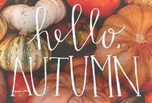 Autumn / For Autumn lovers :)