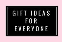 Holiday Gift Guides + Gift Ideas / This board is all about Holiday gifts! I know buying presents for everybody on your list can be hard, and we're here to make it easier. Here you'll find gifts for teens, for kids, for boyfriends and girlfriends, for just about everybody on your list. If you'd like to contribute to this board please feel free to email me at notquiteanadultbiz@gmail.com and follow me on here! Post as much as you'd like but share as much as you post!