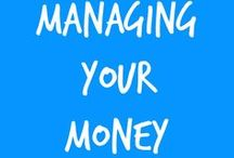 Managing Your Money / This board is filled with all of my favourite bloggers best information on how to manage your money intelligently. This includes learning how to budget, how to save money, how to make more money, how to spend wisely and more!