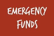 Emergency Funds / An emergency fund is essential to you being able to really save money and make better financial decisions. Budgeting is made easier when you have an emergency fund too! This board will teach you how to build an emergency fund quickly and just how much money you need in an emergency fund.