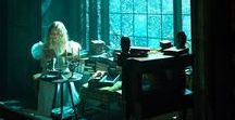 edith cushing (crimson peak) / ghosts are real, this much I know
