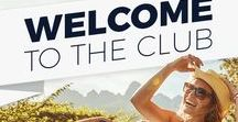 Travel Club / Enjoy a Rich Set of Travel Benefits and Return with a Wealth of Memories.