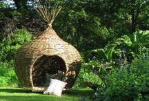 garden rooms... / by Karen Kay