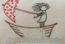 Crafty Ideas:  Embroidery