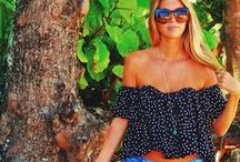 For the Love of Summer  / Summer Style Inspiration / by Injy Refaie