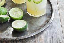 Drinks: Worth Toasting / What's better than a nice drink on a hot summer's day? Put down that gin & tonic and try one of these bad boys! / by Jessie Lawrence
