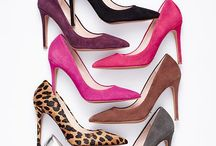 Fashion: Shoes / What girl can resist a pair of shoes, really? / by Jessie Lawrence