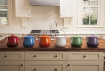 HERITAGE BEAN POT / by Le Creuset