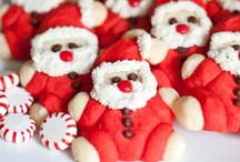 Christmas Time Treats! / Christmas is the most wonderful holiday. Here are some treats that just add more fun to this special time of year. Some can make some great gifts too!  / by Lynn Perez
