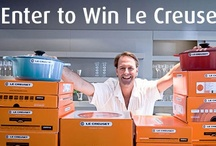 CONTESTS / Special Giveaways & Offers From Le Creuset / by Le Creuset