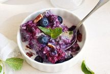 Food: Breakfast Lunch Snacks / Eat well with lots of great ideas for breakfast, lunch and snacks.  / by Jessie Lawrence