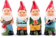 Hangin with my Gnomies