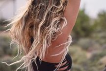 Surf hair don't care