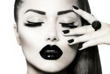 Black and White / by Maria Calderone