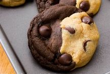 Cookie recipes / Crisp cookies soft cookies. The best cookie recipes around. Some easy some vegan