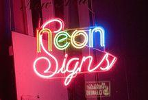~ Neon ~