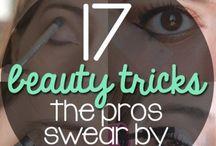 ~ Beauty tips & tricks ~
