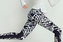 SPORTSWEAR / Fitness & running fashion: minimal - black - grey - reflective - nike - adidas - underarmour - gymwear