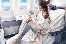 Travel with style / Travel with style. Travel Outfits. Travel Accessories.