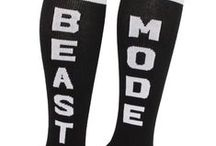 Awesome Socks for workouts / We are all about the sock game. Are you? / by WODshop