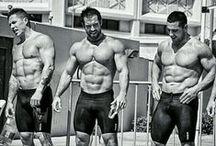 Crossfit Hunks / CrossFit Man Crush Everyday!!!! / by WODshop