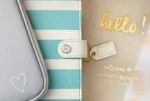 My New Addiction - Planners / by Maria Calderone
