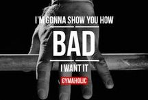 Fitness Motivation / Fitness motivation and inspirations. Words of wisdom. / by WODshop