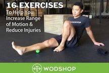 Health & Fitness Articles / Excellent fitness articles for exercise tips and news / by WODshop