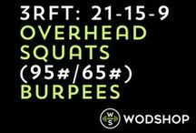 WOD: Workout of the Day / Find the perfect workout for your next gym session / by WODshop
