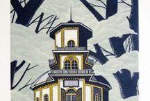 LA JAPONAISE / #japan #art #japanese #greatwave #print #woodblock #oriental