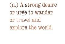 Quotes for Wanderers