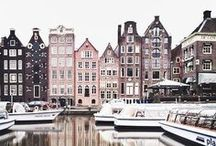 Dreaming of... Amsterdam
