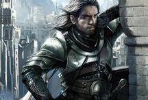 RPG - Personagens M