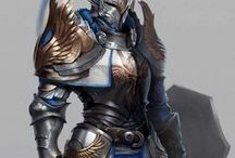 RPG - Armory & Clothes