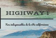 Road trip Highway 1 Big Sur
