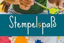 Stempelspaß / Kreative Stempel – Ideen als Inspiration und Anleitungen zum Nachahmen. Let's Stempel!